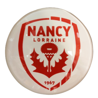Magnet logo AS Nancy Lorraine