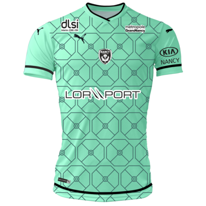 maillot away AS Nancy Lorraine