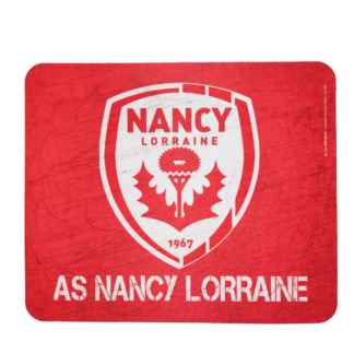 Tapis rouge logo AS Nancy Lorraine